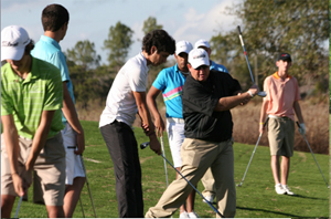 Gary Gilchrist Golf Academy (GGGA) ゲイリー・ギルクレストゴルフアカデミー ゴルフシーン