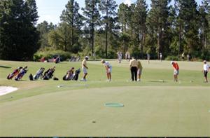 Gary Gilchrist Golf Academy (GGGA) ゲイリー・ギルクレストゴルフアカデミー ゴルフシーン2
