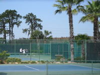 Saddlebrook Preparatory Schoolサドルブルックプレパラトリースクール テニスシーン